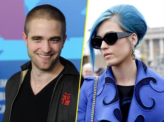 Robert Pattinson : mais pourquoi envoie-t-il quotidiennement des textos à Katy Perry ?