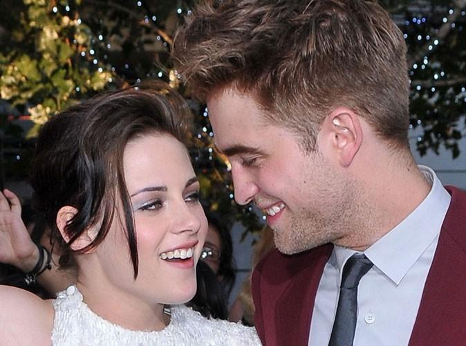Robert Pattinson: tout sur sa scène d'amour avec Kristen Stewart !