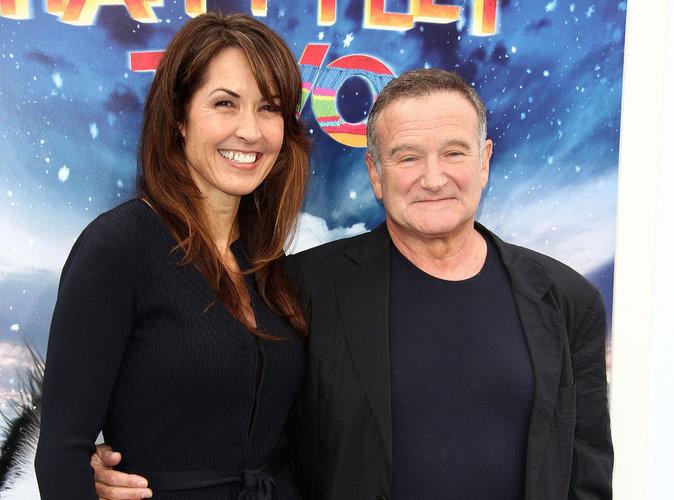 Robin Williams : Sa compagne raconte sa descente aux enfers