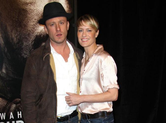 Robin Wright : l'actrice de 47 ans serait fiancée !