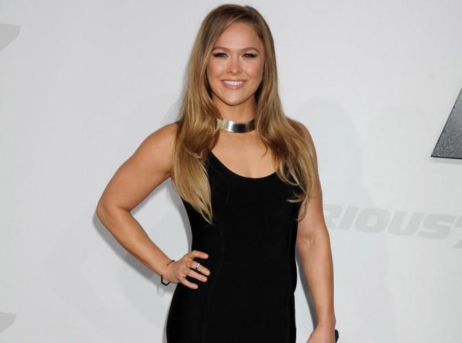 Ronda Rousey : une championne à la vie comme à l'écran !