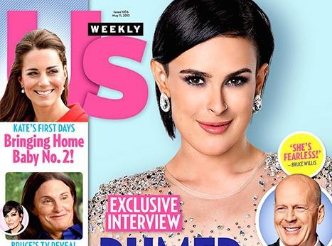 Rumer Willis : avoir Demi Moore comme maman n'a pas toujours été facile !