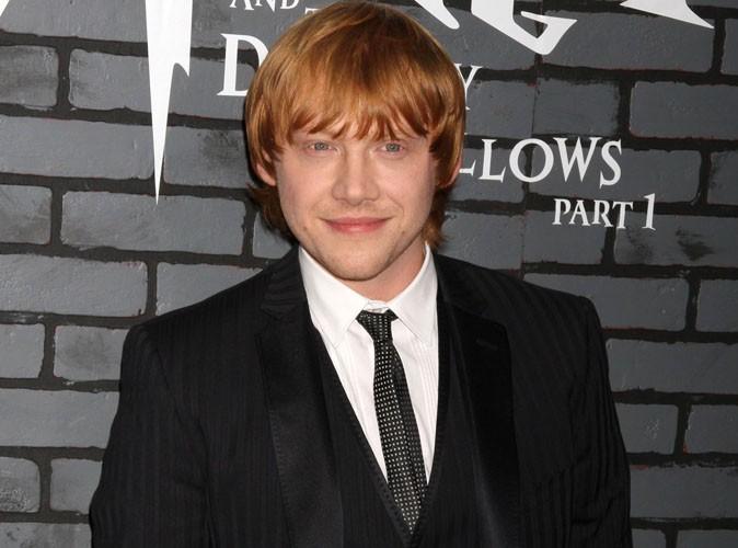Rupert Grint : l'acteur d'Harry Potter surpris en train de fumer un bang ?