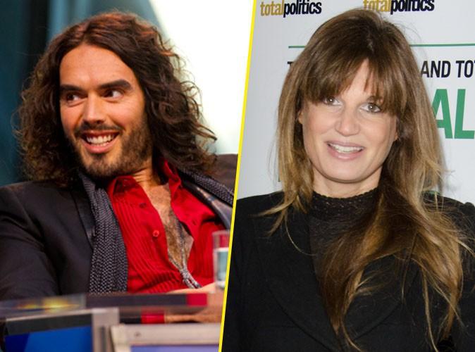 Russell Brand : en couple avec l'ex de Hugh Grant, Jemima Khan !