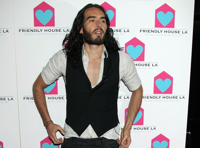 Russell Brand : il adore porter les fringues de Katy Perry…