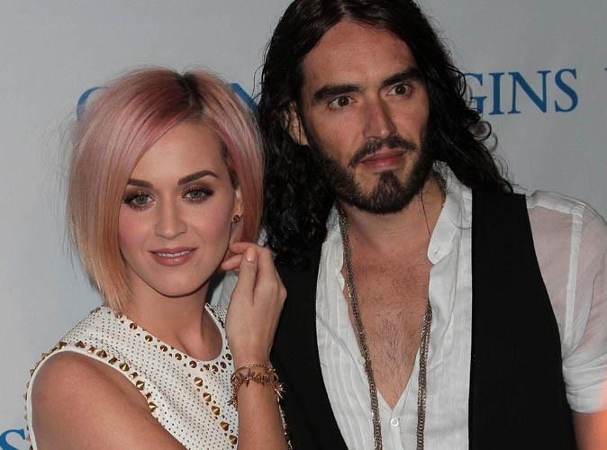 Russell Brand : il arrête de suivre Katy Perry sur twitter !