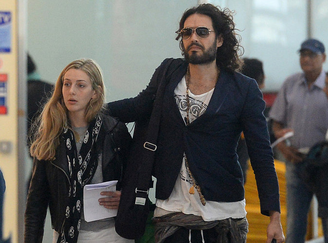 Russell Brand : l'ex de Katy Perry bientôt papa !