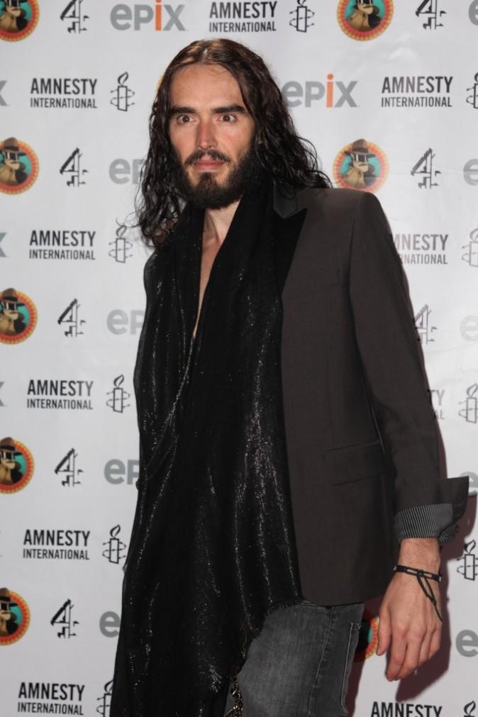 Russell Brand : la remplaçante de Katy Perry n'est pas une inconnue !