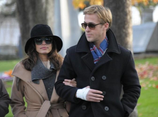Ryan Gosling et Eva Mendes : ça sent le roussi !