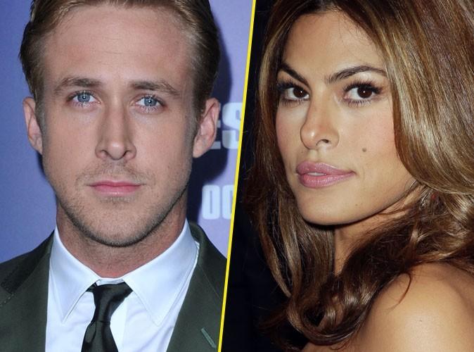Ryan Gosling et Eva Mendes : toujours aussi proches et mignons, ils font taire les rumeurs !