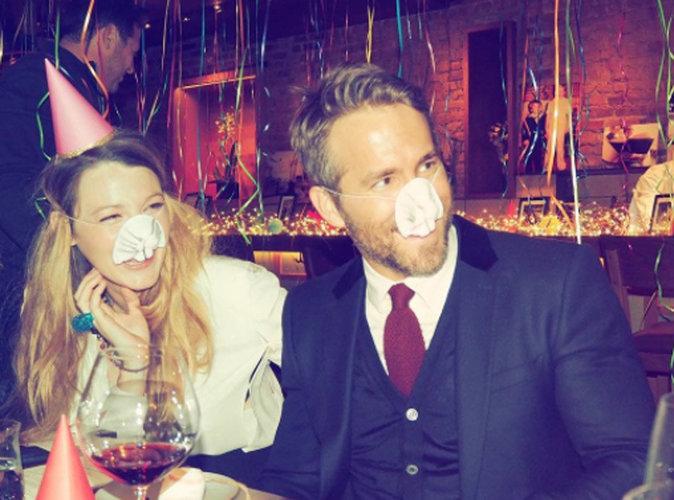 Ryan Reynolds : Blake Lively l'empêche de