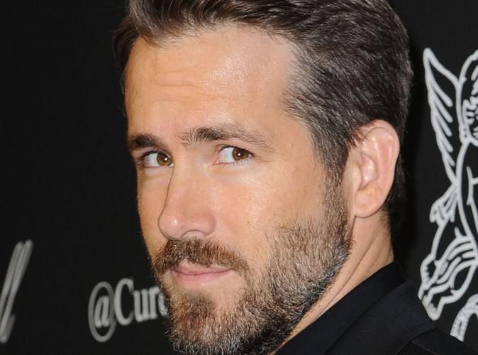 """Ryan Reynolds : """"Violet n'est pas le prénom de ma fille !"""""""