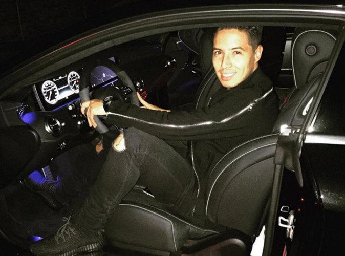 Sale journée pour Samir Nasri : il perd le derby et sa Lamborghini !