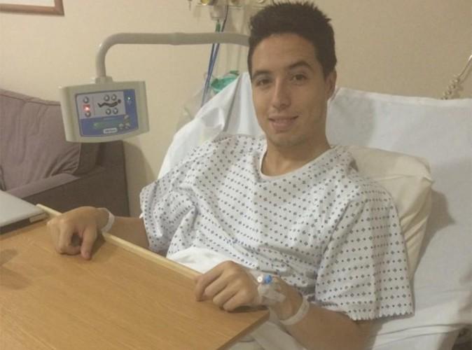 Samir Nasri : hospitalisé puis opéré, Anara Atanes à son chevet !