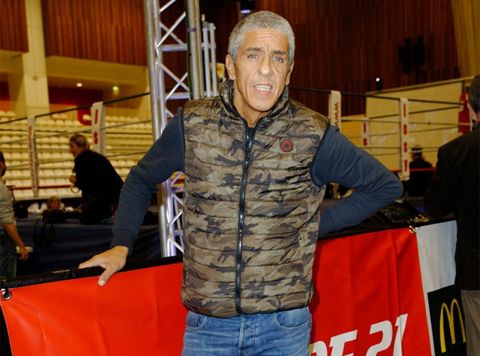 Samy Naceri : sans permis, son fils poursuit un chauffard !