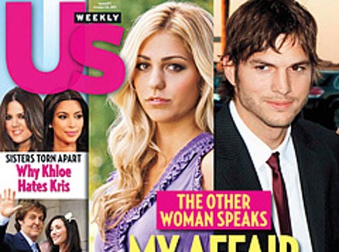 "Sara Leal : ""Ashton Kutcher était bon au lit !"""