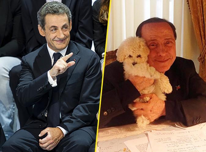 Sarkozy et Berlusconi, nus et amoureux pour un manga japonais !