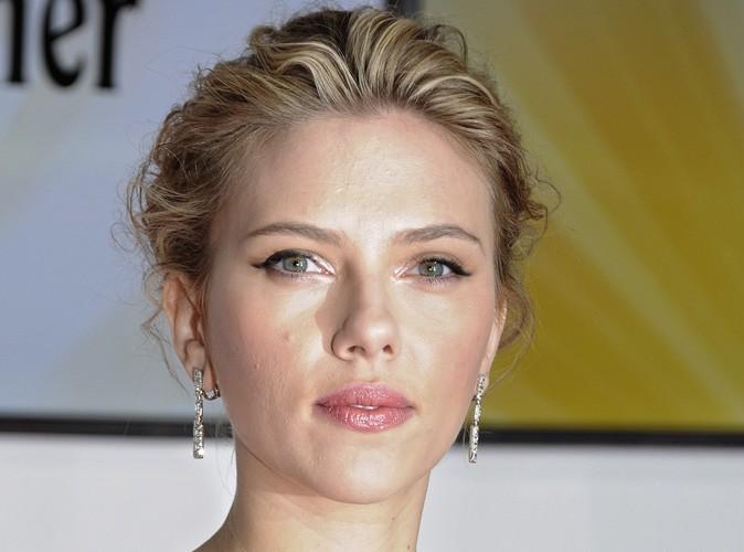 Scarlett Johansson : elle est à Paris !