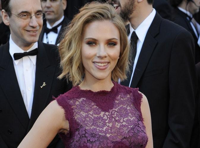 Scarlett Johansson et ses photos hot : le FBI mène l'enquête !