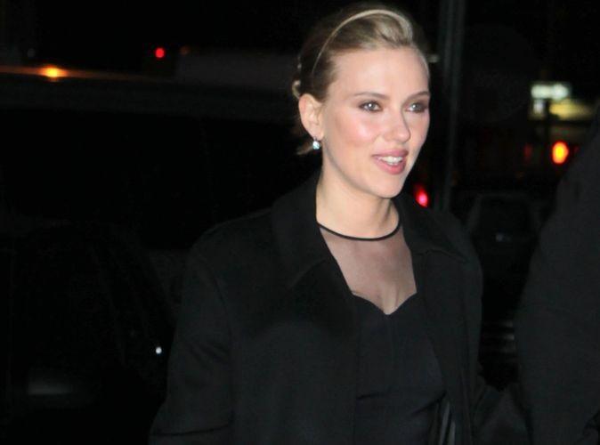 Scarlett Johansson : incollable sur les serpents !