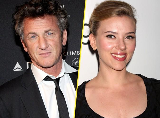 Scarlett Johansson invite Sean Penn à déjeuner. Une preuve de plus de leur relation ?