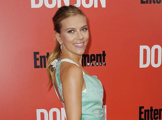 """Scarlett Johansson : """"Je me sens tellement en paix à Paris"""" !"""