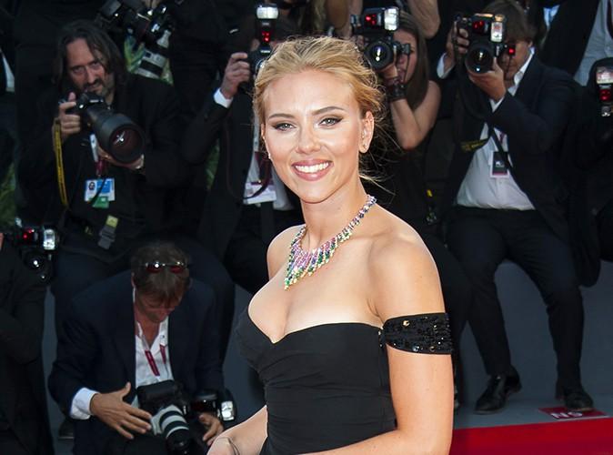 Scarlett Johansson : l'actrice s'est fiancée !
