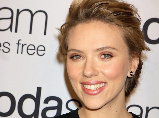 Scarlett Johansson : le mariage ? Ce n'est finalement pas pour tout de suite !