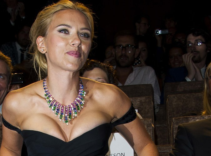 Scarlett Johansson : les films pornos ? Pourquoi pas…