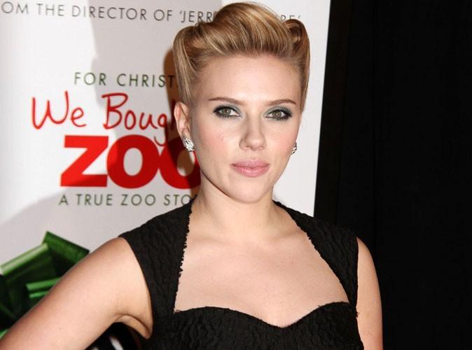 Scarlett Johansson : main dans la main avec sa nouvelle conquête !