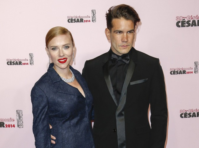 Scarlett Johansson : la jeune maman aurait-elle convolé ?