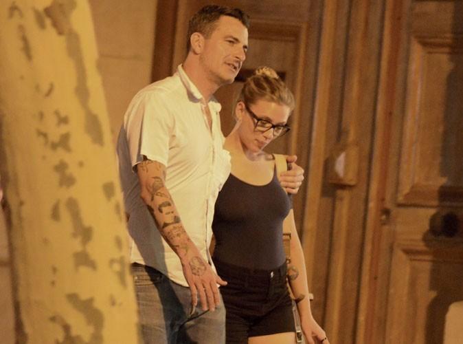 Scarlett Johansson : séparée de son boyfriend Nate Taylor !