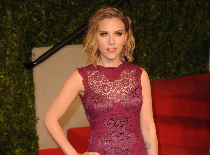 Scarlett Johansson : son amour des bad boys !