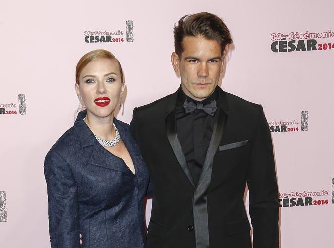 Scarlett Johansson : son mariage avec Romain Dauriac prévu au mois d'août !