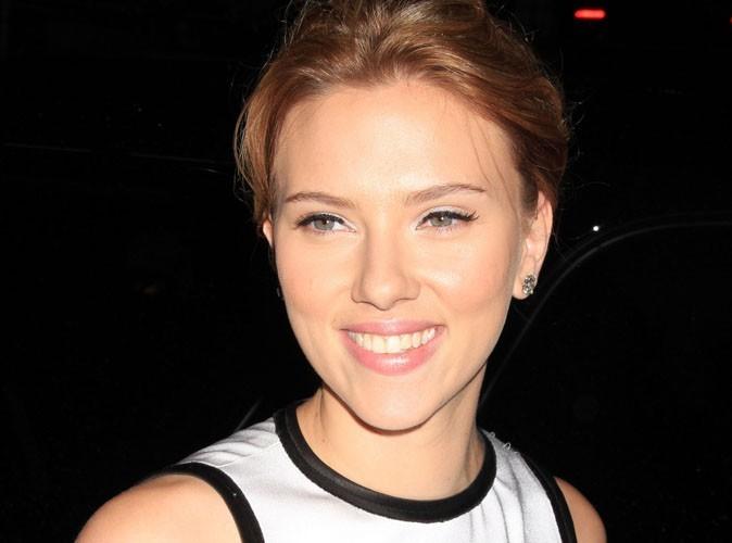 Scarlett Johansson : trop sexy pour jouer dans Millenium…recalée !