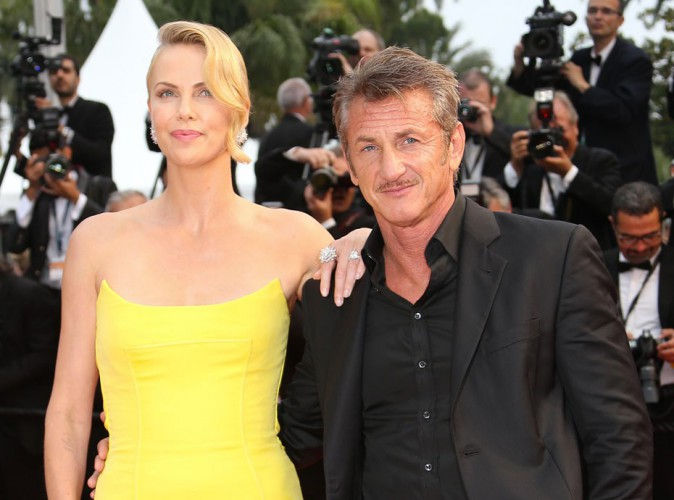 Sean Penn a déjà remplacé Charlize Theron par une autre actrice !