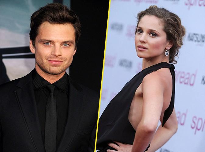 Sebastian Stan : en couple avec Margarita Levieva !
