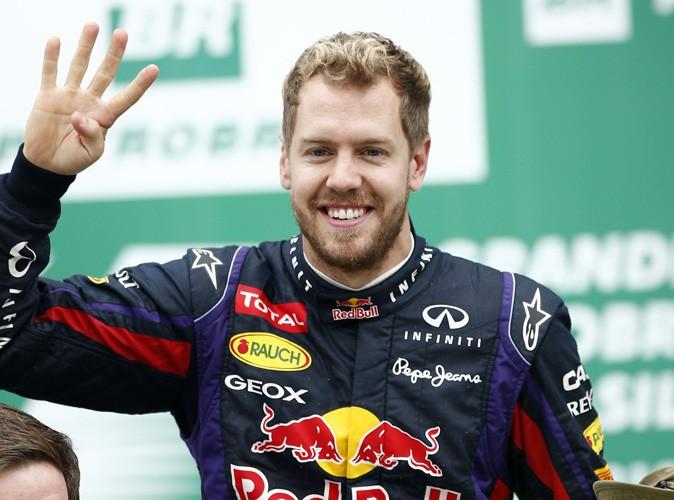 Sebastian Vettel : le quadruple champion du monde de Formule 1 va être papa pour la première fois !