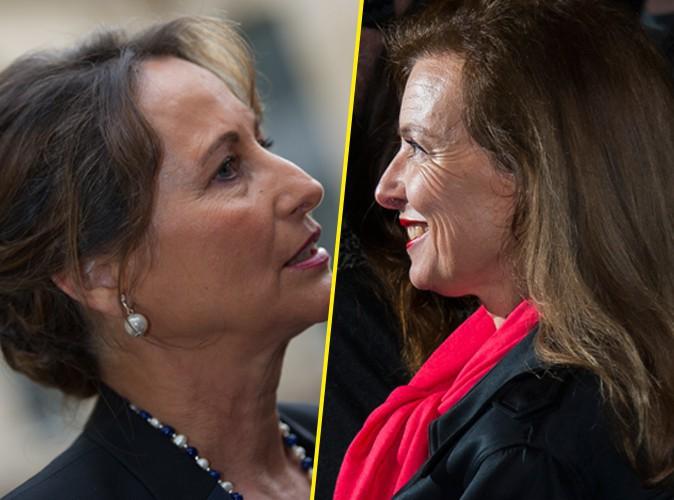 """Ségolène Royal et Valérie Trierweiler : un député UMP dérape et évoque la """"justice du plumart"""" !"""