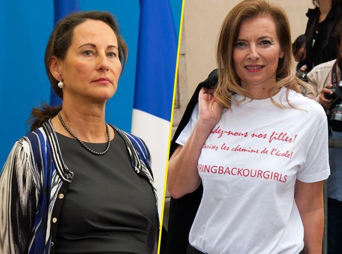 """Ségolène Royal tacle le livre de Valérie Trierweiler : """"le président n'aime pas les pauvres... C'est n'importe quoi !"""""""
