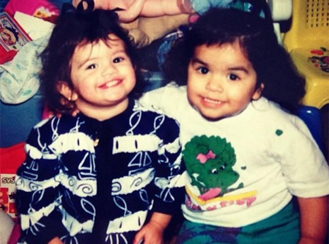 Selena Gomez : découvrez la fillette qu'elle était !