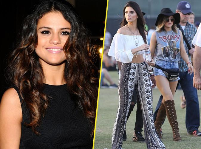 """Selena Gomez : elle considère les soeurs Jenner comme """"toxiques"""" !"""