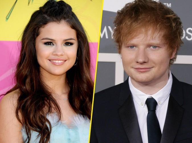 Selena Gomez : en couple avec Ed Sheeran ?