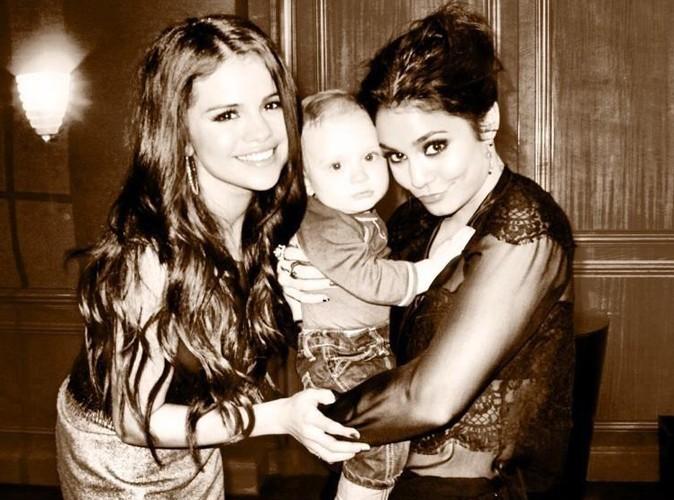 Selena Gomez et Vanessa Hudgens :  réunion entre amies !