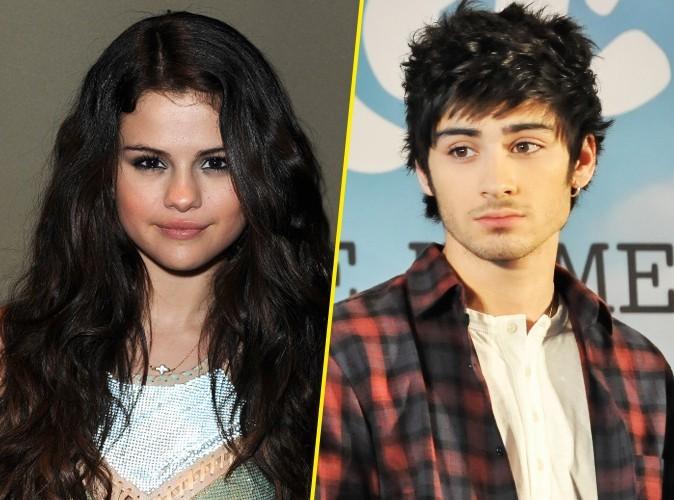 Selena Gomez : si elle devait embrasser un One Direction, ça serait Zayn Malik !