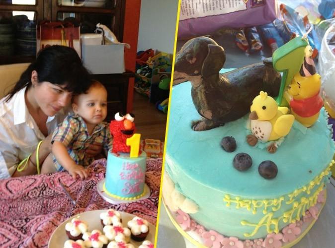 Selma Blair : son fils vient de fêter son premier anniversaire !