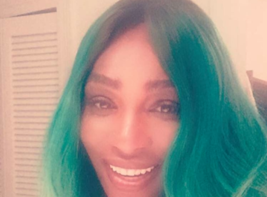 Serena Williams : Un changement de look radical!