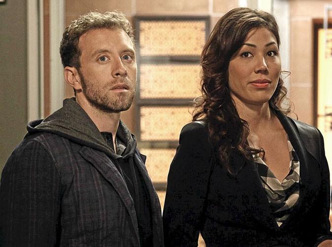 Série Bones : Hodgins et Angela ont peur pour leur bébé !