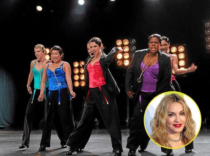 Série : Glee : Madonna star sur W9 !