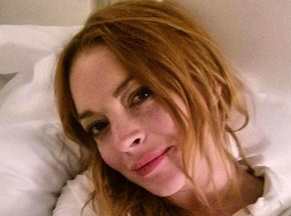Seule contre tous, Lindsay Lohan défend Harvey Weinstein !